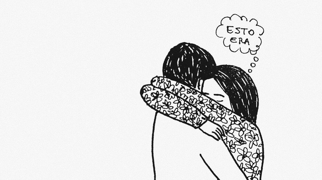 a veces es todo lo que necesitamos.