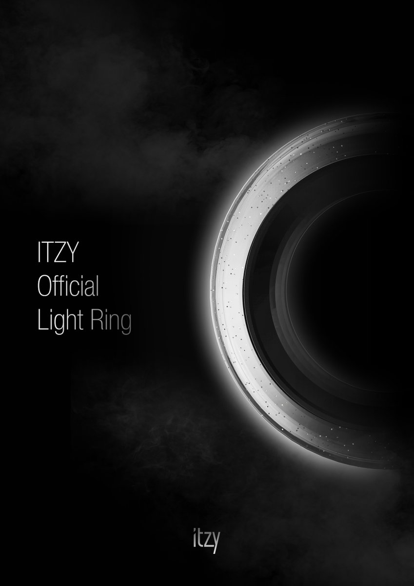ITZY Official Light Ring  #ITZY #있지 @ITZYofficial #MIDZY #믿지  #ITZY_LightRing