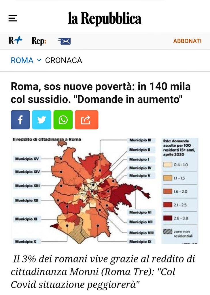 test Twitter Media - Avevamo segnalato l'allarme della #Caritas già agli inizi di maggio‼️I dati sono in continuo aumento, si teme un +15% nei prossimi mesi. A #Roma serve subito una #politica di intervento 🗣️📢. https://t.co/vaL67ypZtQ