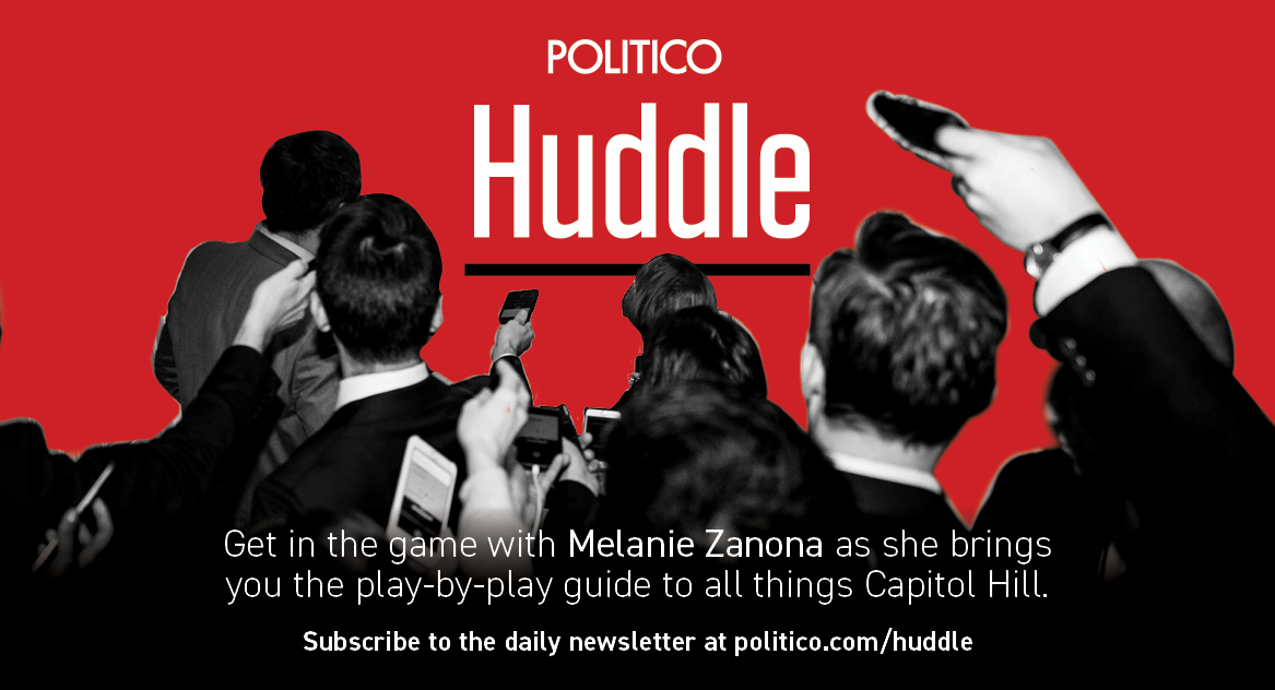 Huddle up with @MZanona each morning to find what's really happening on Capitol Hill. Will Congress do anything in the months leading up to the election? Subscribe to Huddle to find out.