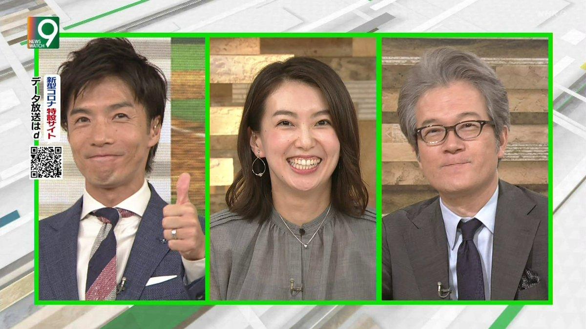test ツイッターメディア - ニュースウオッチ9から昨夜の和久田麻由子ちゃん https://t.co/z3j7O8VzKg
