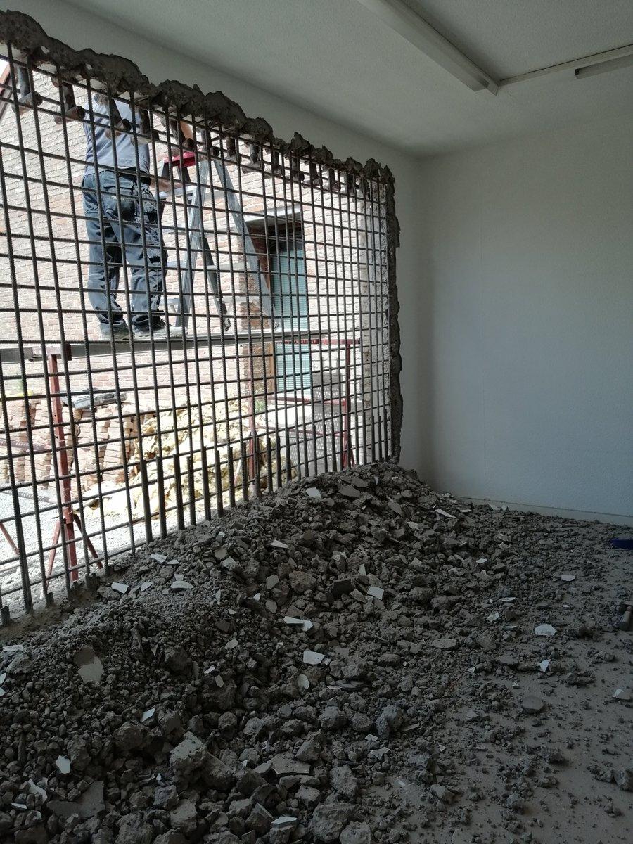 """test Twitter Media - Verbouwing en inrichting van Kindercentrum De Groeitrap in Wilsele (Leuven): een week werk voor een opening in een bestaande """"muur""""...   #blancoarchitecten #interieur #architectuur https://t.co/OXT4NG4Hrj"""