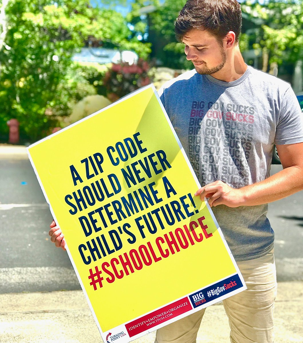 A Zip Code Shouldn't Determine Your Future! #SupportSchoolChoice