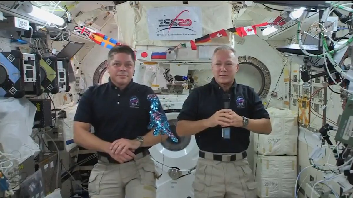 One month ago, @AstroBehnken and @Astro_Doug blasted off on a @SpaceX Falcon 9 rocket in Crew Dragon Endeavour, the first launch of humans from American soil in almost 9 years. Recently, Hurley shared the crew's thoughts on the vehicle and why they were excited to fly.