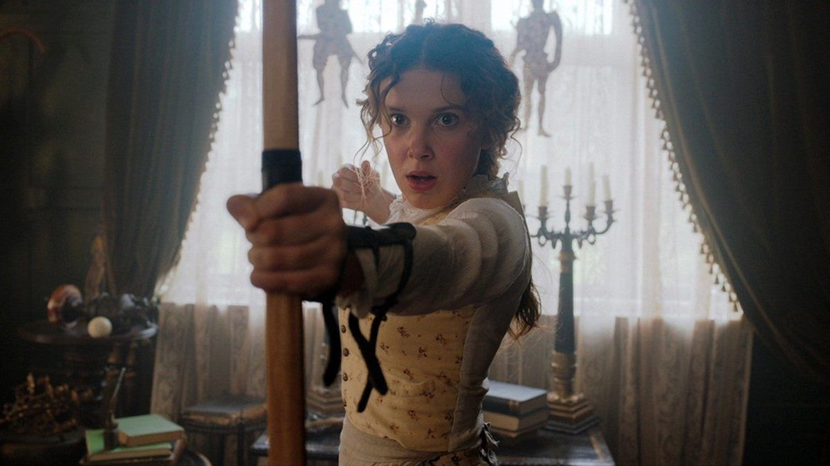 """test ツイッターメディア - 【昨日の人気記事】Netflix、新作映画でシャーロック・ホームズに""""感情""""を与えたとしてコナン・ドイル財団から訴えられる https://t.co/XpIrRrjyfE https://t.co/YZ9HCDi4KT"""