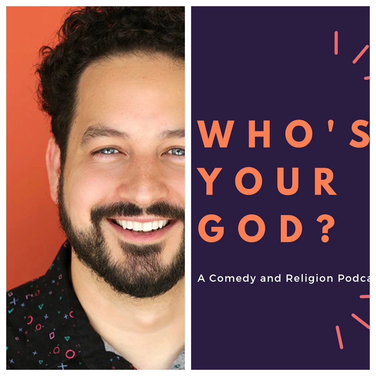 YO!!!! Me and @amymiller  talked to one of my favorite comics @AhmedBharoocha about Black Lives Matter, growing up with a Muslim dad and a Catholic mom, and raising a son during quarantine!!! Ahmed is the best and this episode is PRETTY GOOD, too!