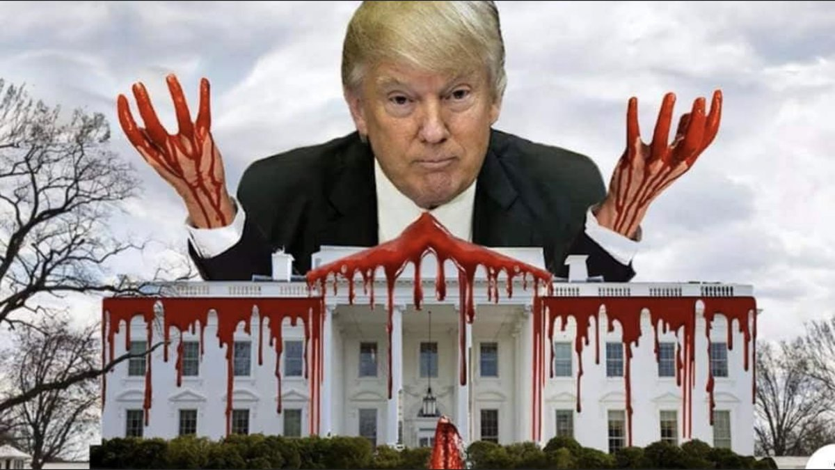 @ProjectLincoln Because Putin owns him.The ONLY reason we're in this mess right now is that the US gave Twitler a pass on releasing his taxes! #RemoveBarr #ResignNowTrump #RepuglicansAreComplicit #FireStephenMiller #CloseTheConcentrationCampsNow #NoExoneration #EndTheCoverup #EndTheRatfuckingNow