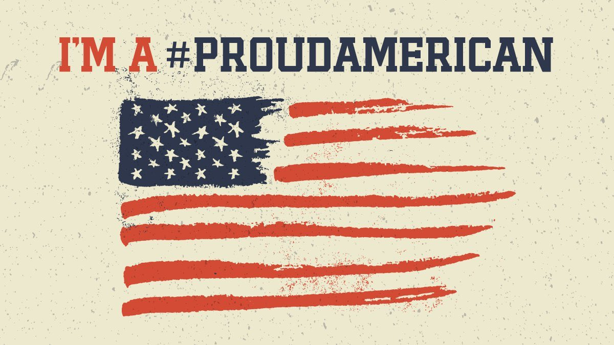 RT if you're a #ProudAmerican 🇺🇸