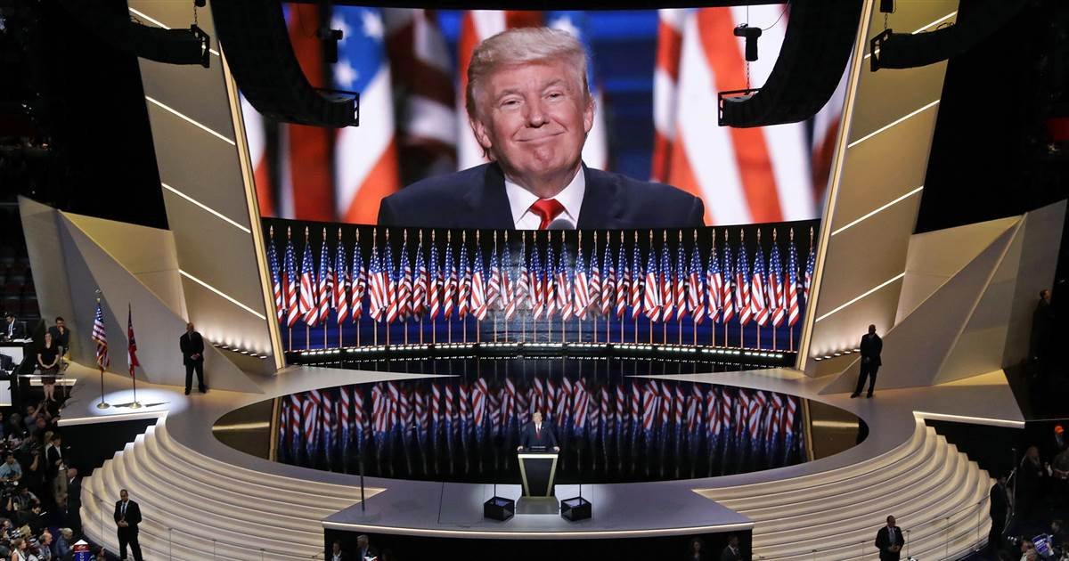 COVID-19 and Florida's governor could tank Trump's renomination festivities