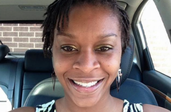#SandraBland died in police custody 5 years ago today.  She was found hanging in her cell 3 days after police violently arrested her during a traffic stop.  The officer was fired for lying about the arrest, claiming he feared for his life, but the perjury charge was dropped.
