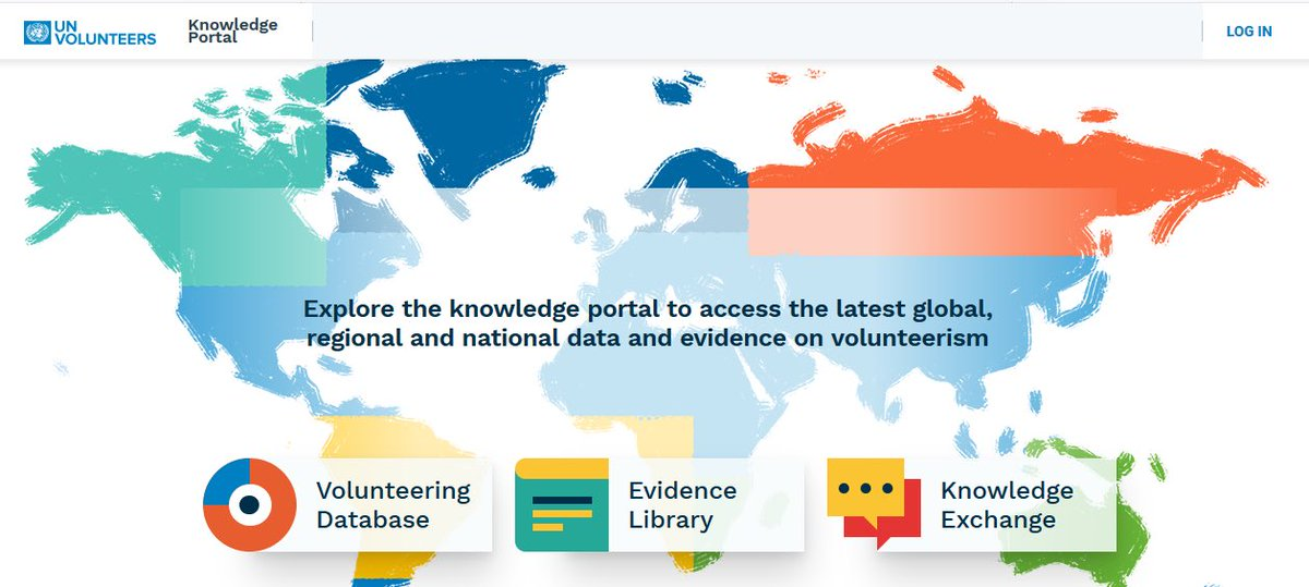 """#GTM2020 today @UNVolunteers DEC @ToilyKurbanov launched UNV knowledge portal most important data and evidence on #volunteering at the global level.   As mentioned by @UNDP Administrator @ASteiner """"We need 2 recover the spirit of #volunteering as part of #development efforts""""."""