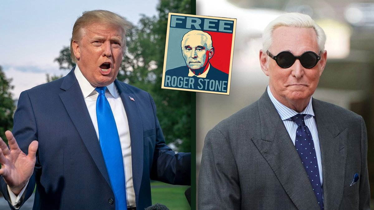 Recently, President Trump granted clemency for Roger Stone.  Watch the appeal he made on Huckabee!  💡 What are your thoughts on this decision? Comment below!
