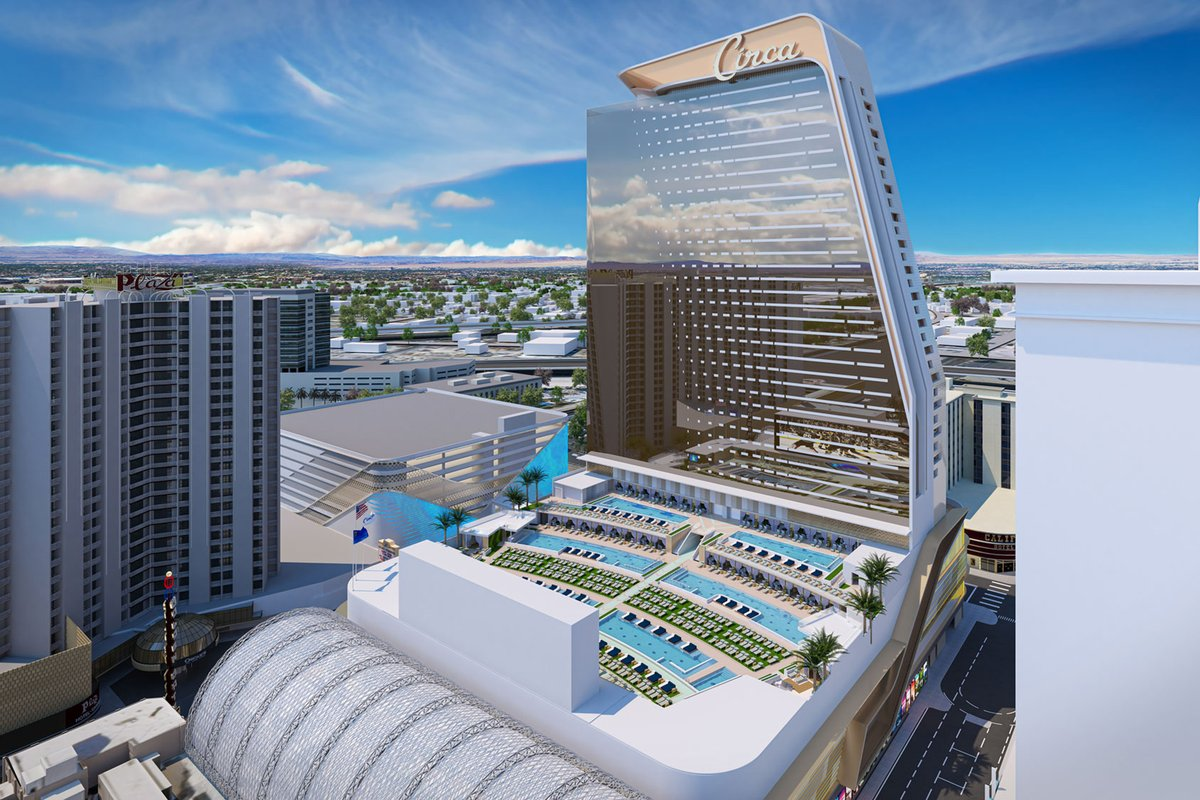 #LasVegas is set to open its first-ever adults-only casino this fall—but you'll have to leave the kids at home: