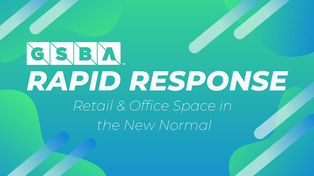 Tomorrow, on the @GSBA Rapid Response webinar series, we chat about the steps you can take to navigate reopening your #smallbusiness with #socialdistancing and other pandemic requirements. It's free! Tune in 7/14 at 10am at the link!