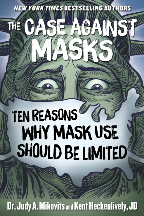 Guest: Dr. Judy Mikovits. Topic: Dr. Judy joins us to discuss her new book - The Case Against Masks: Ten Reasons Why Masks Should Be Limited.  Click here to listen now:  #Trump2020 #TrumpLandslideVictory2020 #FauciTheFraud