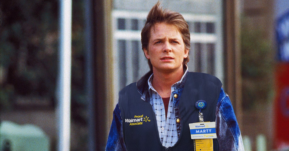 When your phone autocorrects to Wal Marty