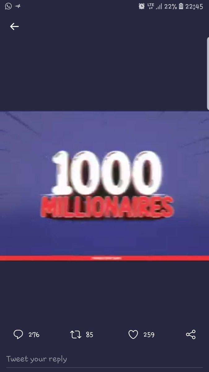 @DangoteGroup #100million