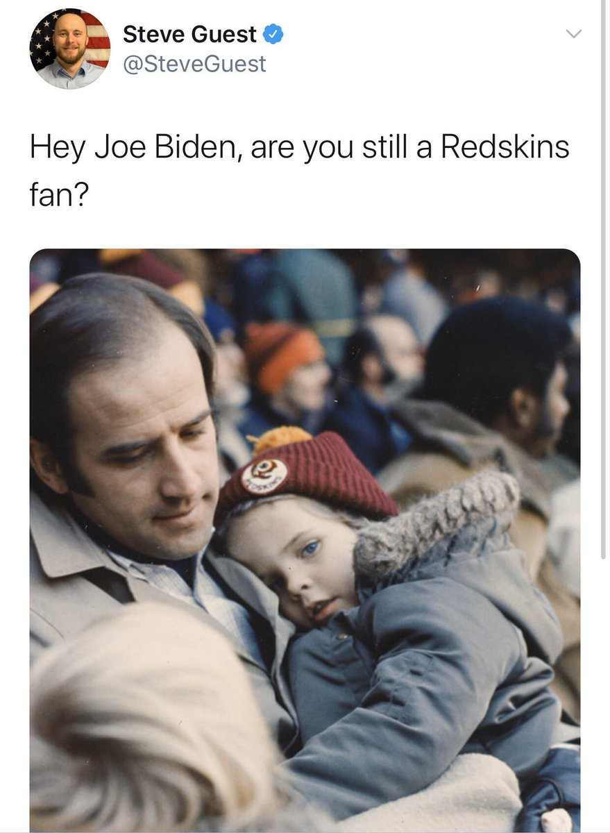 Respect & compassion—those are values I was raised on.   So maybe I don't understand how society fails someone so badly they look at this photo & go somewhere so dark. I feel sad for you.   And for the record, we're @Eagles fans.