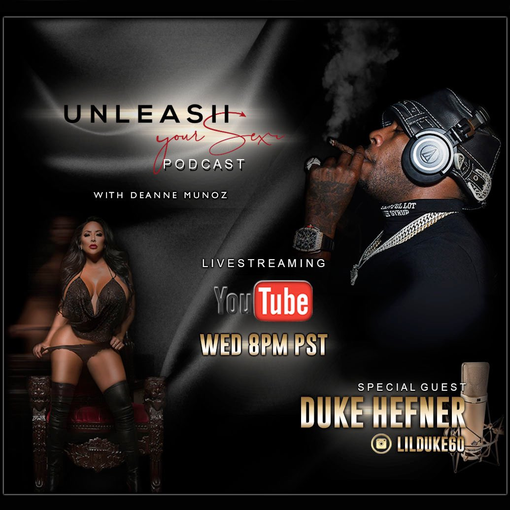 🎙Tune in 7/15 at 8 PM PST🎙 With a very special guest @lilduke60 don't forget to SUBSCRIBE ! CLICK THE LINK —>