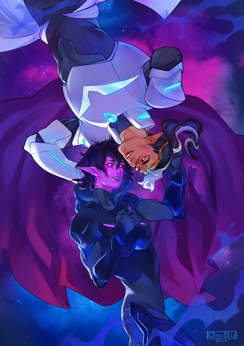 #sheith #vld #keith #shiro #voltron #au #rusheithzine   Second illustration in @rusheithzine  Yes, finally I can show it in full, and not a small piece on the profile picture✨