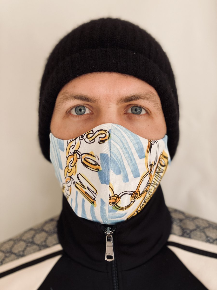 Urban Mood masks are all handmade by the artisans of small European workshops. Very high quality materials are picked by our team and each piece that is completed is truly unique.  #covid #coronavirus #designermask #facemask #covid19