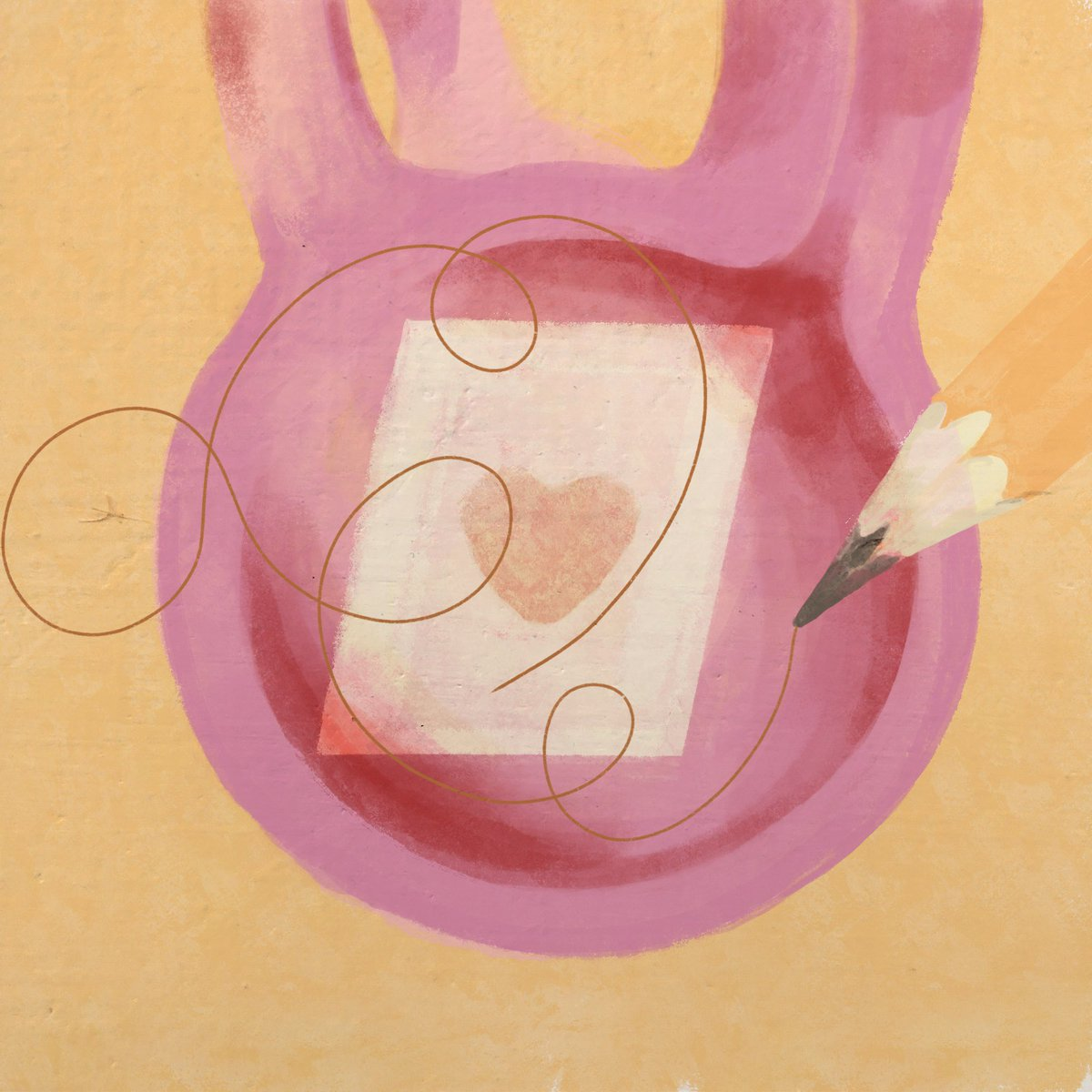[ 筆記本 ]  也許最深沉是你的心臟 能聽到磨鈍的鉛筆芯頭 與粗糙的紙面互相依偎  //////////  白日夢計畫,百日日更 白天的煩惱在夢中忘掉 閉上眼睛,有沒有看見 住在眼底的- - 7顆星星  #白日夢計畫 #百日日更 #art #artist #artwork #draw #painting #doodle #illust #illustration