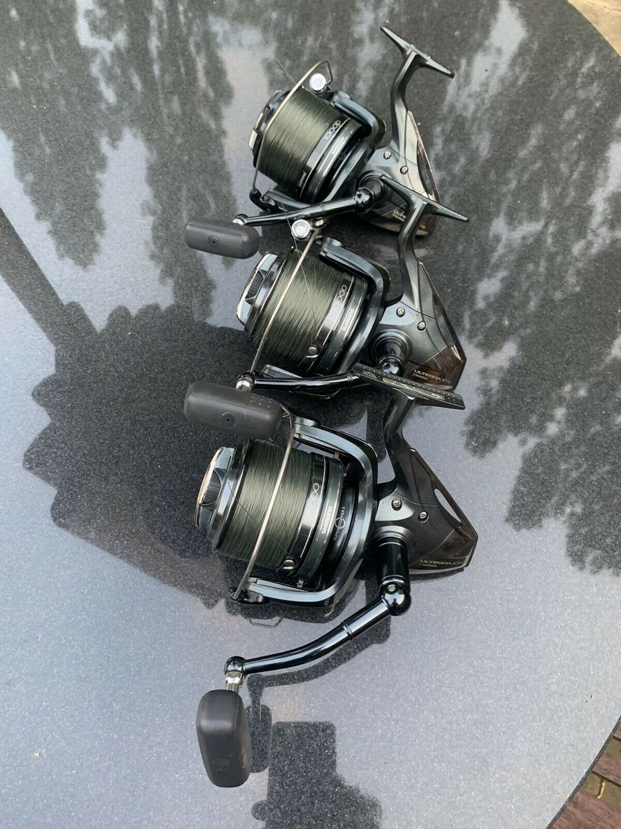 Ad - Shimano Ultegra XTB 14000 x3 On eBay here -->> https://t.co/PYwSH6YaOy  #carpfishing http