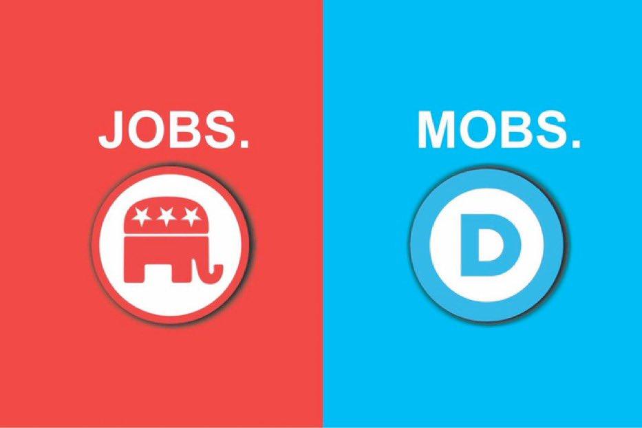 Jobs vs. Mobs