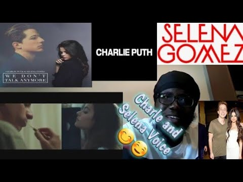 Reaction & Review to #CharliePuth - We Don't Talk Anymore (feat. #SelenaGomez) [Official Video]  #WeDontTalkAnyMore #Vevo #MusicVideos #Trending #Trendingmusic #Itunes #Spotify #YoutubeMusic #TrendingNow #Music #ThrowbackThursday #FlashbackFriday