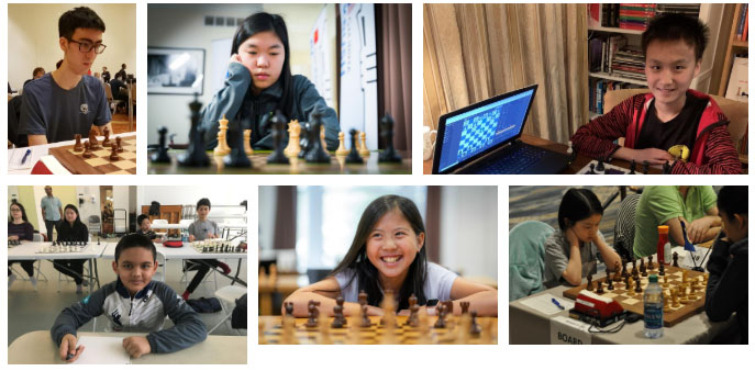 test Twitter Media - The Young Stars Team USA program, a joint project of Kasparov Chess Foundation and the @STLChessClub, continued its sessions, this year online. The training camp spearheaded by Garry Kasparov was held in June.   👉https://t.co/7sw5gyzC9I  #chess #LearningAtHome #Kasparov #USchess https://t.co/WFzhLUlGtM