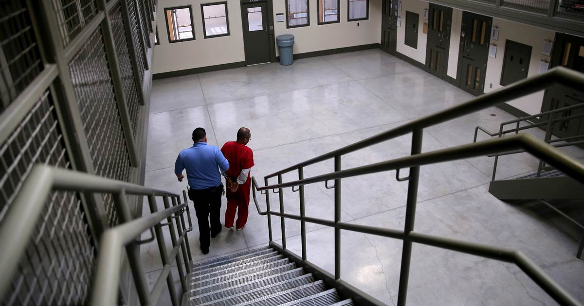 Privately run ICE detention centers promise to fight COVID-19 spread