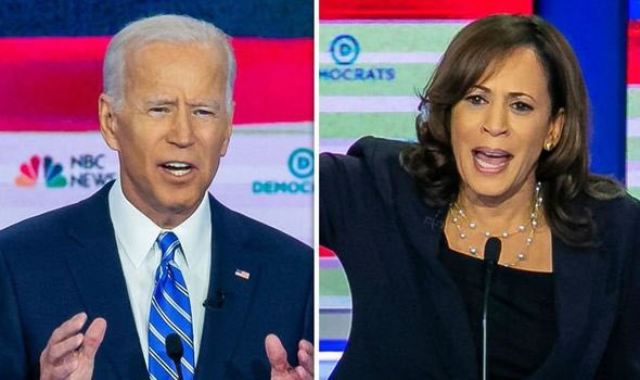 Joe Biden was vice president of the worst administration in the last 50 years.  image if we add Kamala Harris as Vice President.  that would be the end of US.  November 3 remember: communism, vandalism and socialism is the same. @Lrihendry @AppSame @bfraser747 @realDonaldTrump