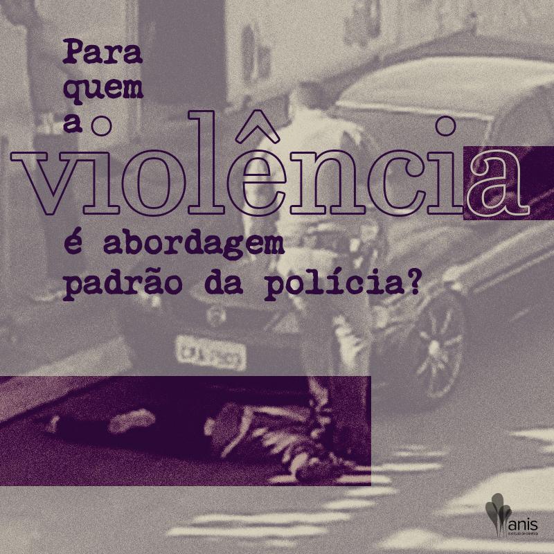 Reportagem exibida pelo Fantástico no último domingo mostrou mais uma abordagem violenta da Polícia Militar brasileira, chamando a atenção para a forma como um dos PMs violenta uma mulher de 51 anos de idade. Ele pisa sobre seu pescoço da senhora. Leia:
