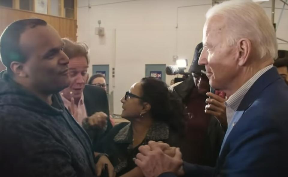 Democratic Presidential candidate Joe Biden does what Sen. Cory Gardner only TRIES to accomplish.  #copolitics #cosen #2020election #trump