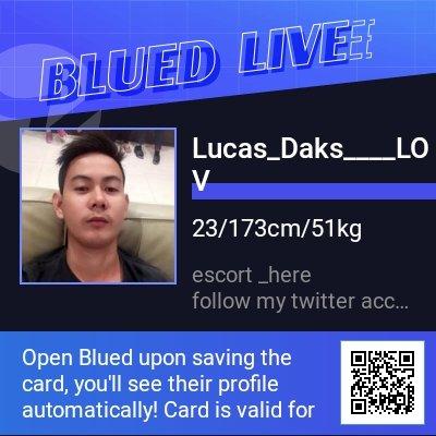 Don'tmissLucas_Daks____LOV'sLIVEshowon#BLUED.Findthemandhundredsofotherhottieson#BluedLIVE