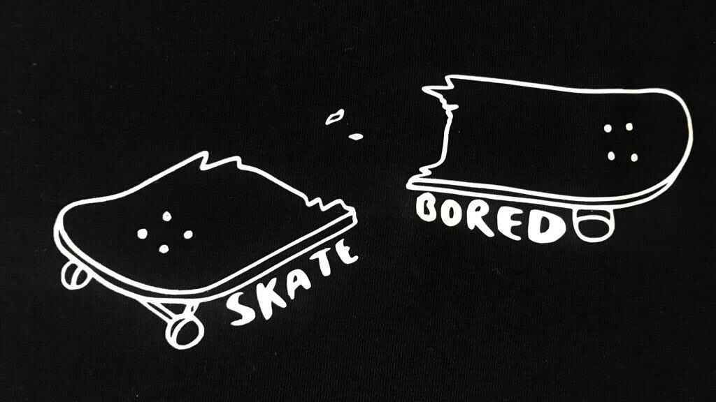 New tee just dropped on our website! #skateboard #skateboarding #skateordie #skateboardingday #skatetwitter #skate #skater #skateboard .@tonyhawk .@redbullskate  #digitalart #tshirt #teeshirt #art #artwork #illustration #tshirtdesign #tees #streetwear #streetfashion #streetstyle
