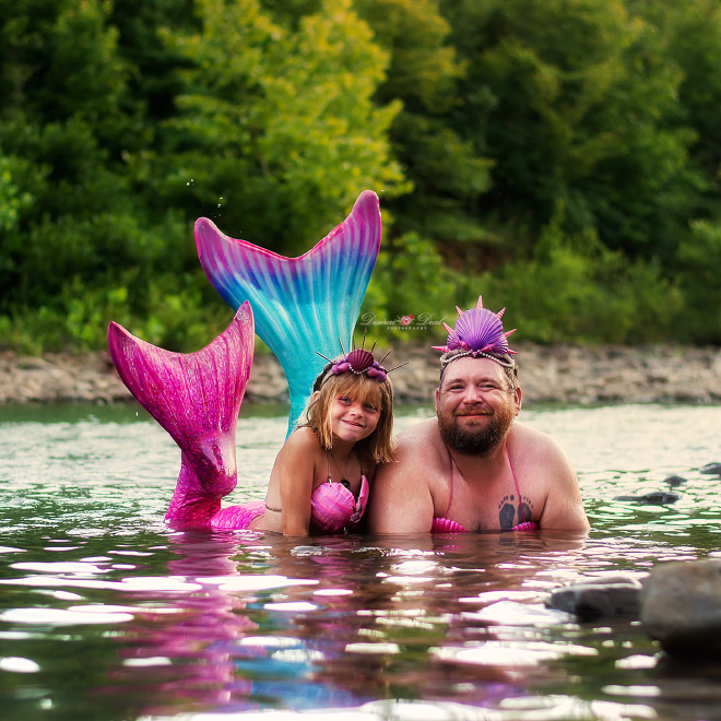 "Join 8 people right now at ""Girl Celebrates Her 8th Birthday By Having a Mermaid Photoshoot With Her Dad"" #cheers #beer #pizza #games #entertainment #humor #comedy #sadanduseless #mermaids #girl #celebrates #birthday #having #mermaid #photoshoot"