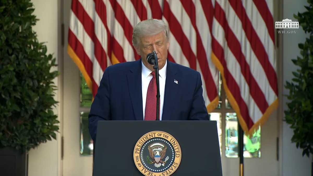 No leader has been tougher on China than President @realDonaldTrump.