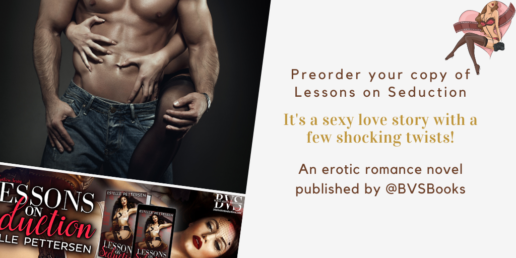 Are you up for a wild ride with Lessons on Seduction? If you like a sexy tale of a hot hunk, #seduction, #menage, and a taste of #bdsm, you can preorder it for #99cents #sale: ➡️   ➡️  Publisher @BVSBooks  #booksale #eroticromance