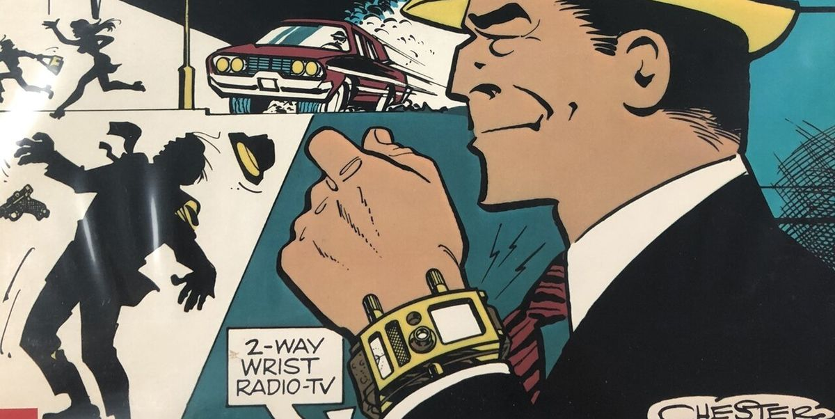Talk about a long list of influences. It is amazing that we got them right. in a lot of ways Smartwatches are even better than they were imagined.  How Science Fiction Influenced Modern Smartwatch Design:    #Smartwatch #scifi #ScienceFiction #Tech