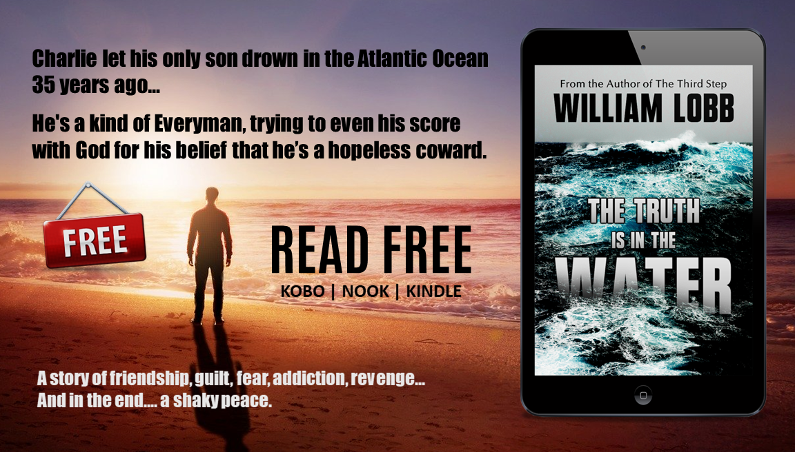 #Readers, this one's on me. The Truth Is In The Water is #FREE everywhere, Smashwords, Kindle, Kobo, Nook GET YOUR COPY! Links below ⬇️ Amazon -  Nook -  Kobo -   #FREEBOOK #BOOKPROMO #kindlebooks #addiction