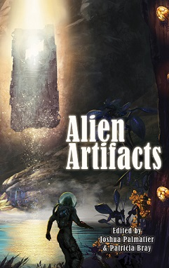 Find out what happens when we stumble on what #aliens have left behind in ALIEN ARTIFACTS, an #sff anthology from @ZNBLLC edited by @pbrayauthor & @bentateauthor!  #amreading #amreadingsff #amreadingfantasy #fantasy #sciencefiction #alien #alienartifacts