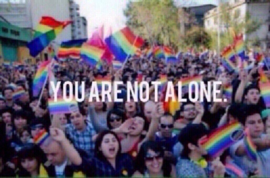 Please retweet this. You just may save a life.  Struggling with being #gay, #bisexual, and/or #trans? There is help: @TrevorProject  1-866-488-7386. You are not alone.  You are worthy of unconditional love. There are many on social media who love & support you. #LGBT+