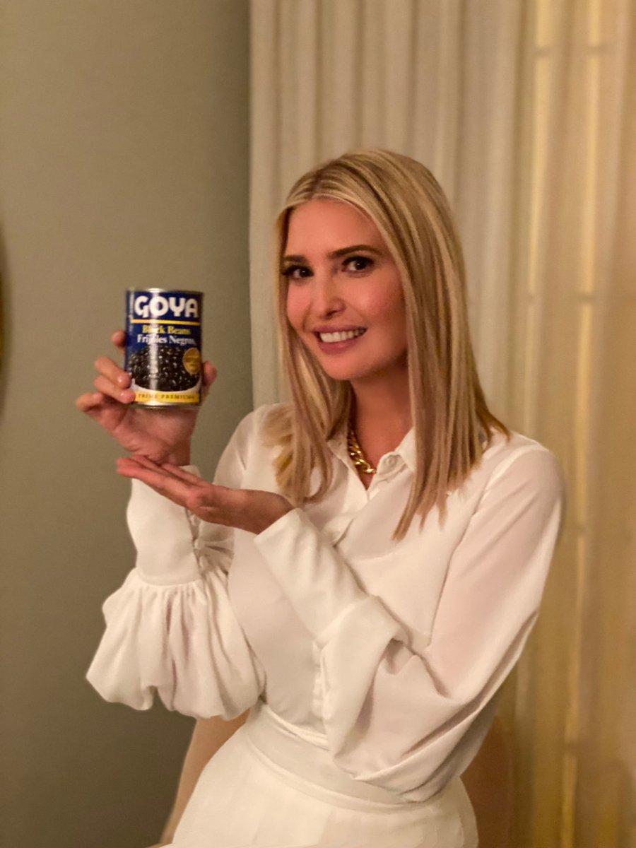 If it's Goya, it has to be good.  Si es Goya, tiene que ser bueno.