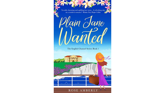 ★ #FREE #KINDLE #EBOOK Plain Jane Wanted: A gorgeous, funny, heart-warming love story about starting over. (English Channel Book 1) - Romance, chicklit, romantic comedy
