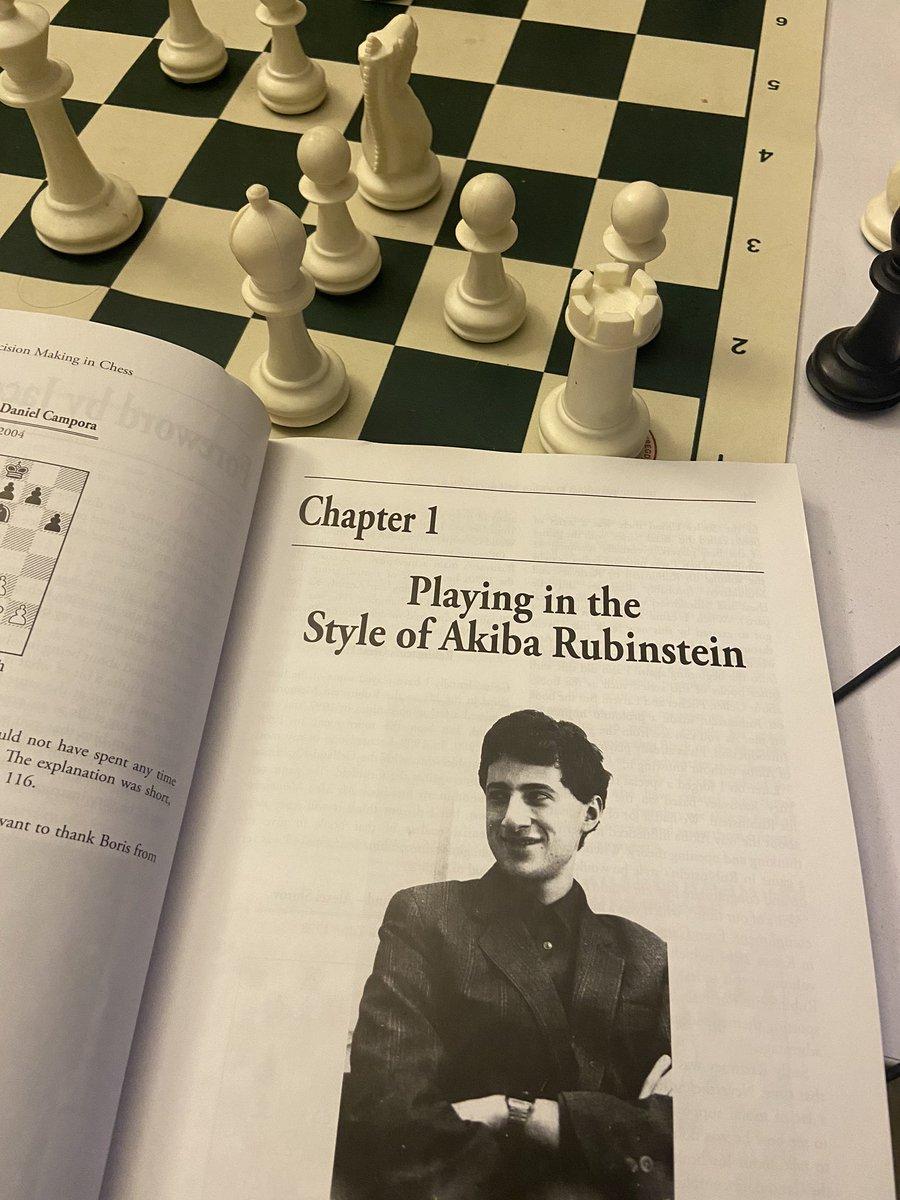 test Twitter Media - RT @TaniaSachdev: Akiba knows what's up #ChessLegends https://t.co/GsGgaDZfRl