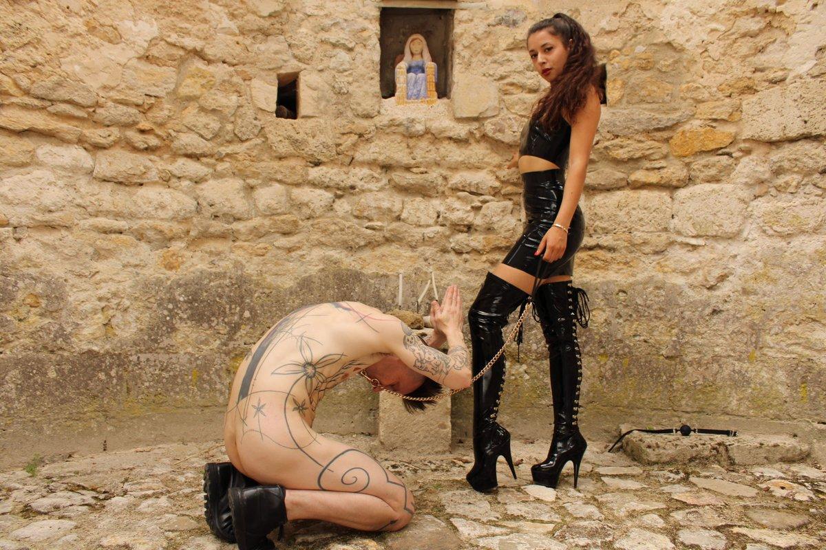 You can never have too much sin! Maya Sin, International Dominatrix -  #Femdom #Bondage @_MayaSin_ #C4S RT