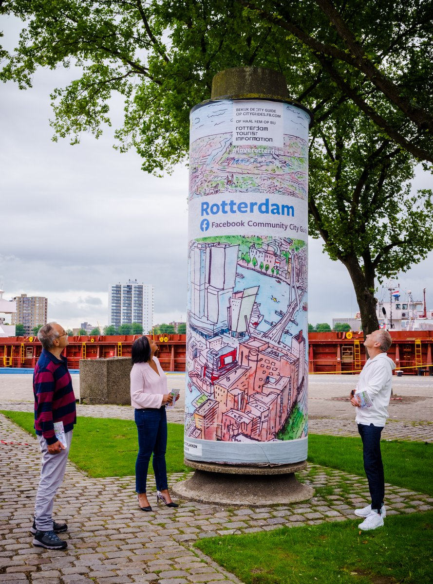 test Twitter Media - Launch @Facebook Community City Guide Rotterdam is a wrap! Great LVT Group-wide project with @Contentbureaunl writing the guide, @sjansendesign doing the design, @Eventive_Events organizing yesterday's photo moment and LVTPR for project management and #PR. https://t.co/7aEWG0dxYu https://t.co/feUMfeEpqh