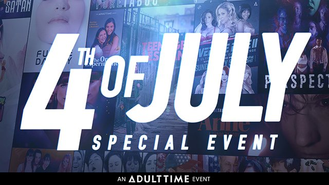 Celebrating July 4th With Free Porn?!? It's Adult Time!  A #PayoutPressRelease!
