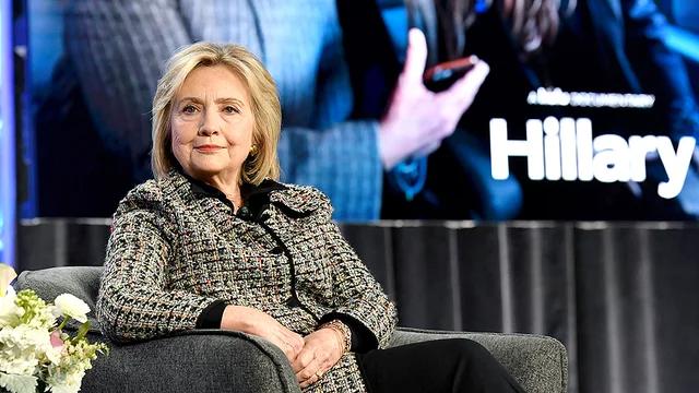 "Hillary Clinton: ""I would have done a better job"" handling coronavirus"